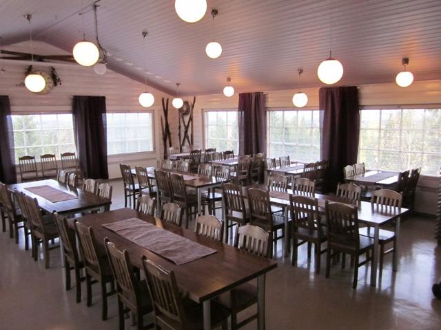 Ravintola Taivaanpankko - terassi