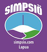 Simpsiön Hiihtokeskus – Läntisen Suomen suurin – Lapuan Simpsiö Retina Logo