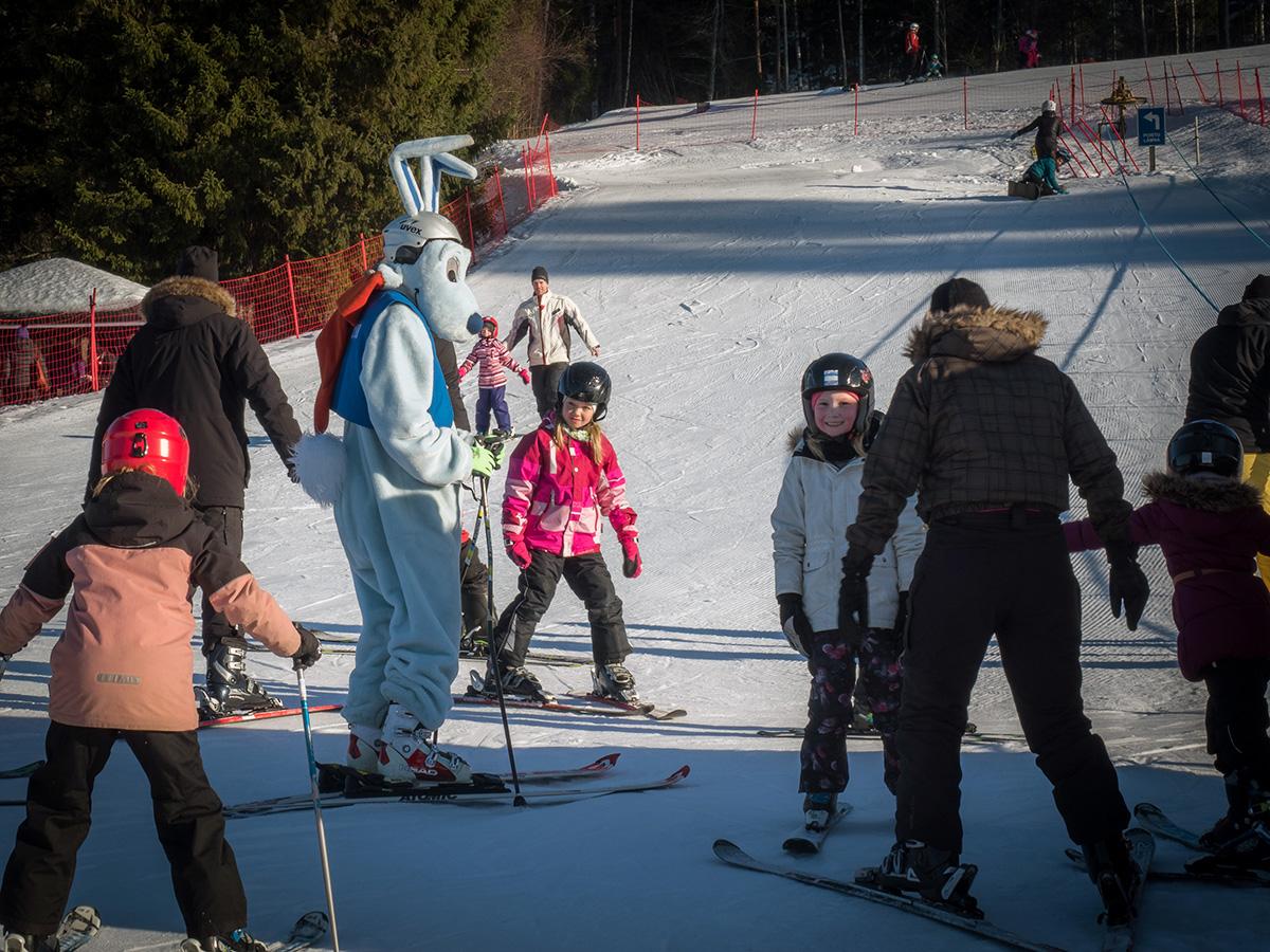 Simpsiö Ski school